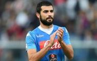 Sắp rời Napoli, cựu sao Real Madrid được ca ngợi hết lời