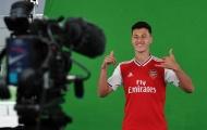 CHÍNH THỨC: Arsenal công bố tân binh đầu tiên, một 'viên ngọc quý'