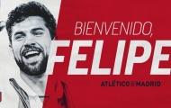 CHÍNH THỨC: Atletico ra mắt 'trung vệ thép' thay Godin, giá 20 triệu