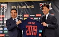 Vừa nhậm chức ĐT Thái Lan, HLV Nishino đã tuyên chiến với thầy Park