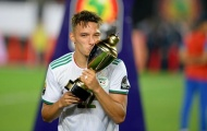 AC Milan nhận 2 tin vui trong ngày Algeria vô địch CAN 2019