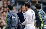 Cựu chủ tịch Real tiết lộ mối quan hệ giữa Zidane, Ronaldo và Bale