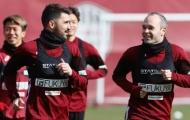 Chia tay Barca, 'Ông hoàng chấn thương' sắp nhập hội cùng Iniesta, Villa