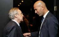 Zidane chào mời hấp dẫn, CĐV Real chuẩn bị đón 'bom tấn' đi là vừa!