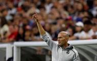 Real huỷ đàm phán, Zidane bất ngờ tạo 'cú lừa' chuyển nhượng