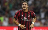 """Lộ diện 3 đội bóng muốn giải cứu """"hậu duệ của Ronaldo"""" khỏi AC Milan"""