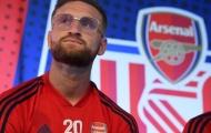 Bị chê bai thậm tệ, 'kẻ mà ai cũng ghét' ở Arsenal vẫn quyết tâm làm 1 điều