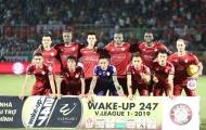 Câu chuyện những bàn thắng phút bù giờ của V-League 2019
