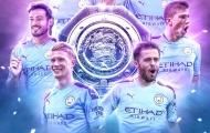 10 thống kê khó tin ở trận Man City - Liverpool: Nhà vô địch vĩ đại!