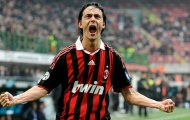 Filippo Inzaghi: 'Vua việt vị' số một của bóng đá thế giới