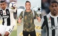 Gia nhập Juventus, Danilo giúp 'Lão bà' tái hiện điều này sau 10 năm