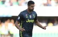 """Không thể đến Arsenal, sao Juventus chuẩn bị """"hồi hương"""""""