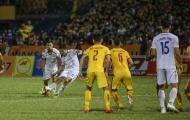 Trận HAGL-Viettel: Khi Xuân Trường sút phạt 'quái chiêu' như Ronaldinho