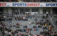 Vì sao trận Newcastle - Arsenal thưa thớt người hâm mộ?
