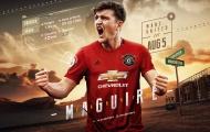 Maguire và 80 triệu bảng: Chất như nước cất!