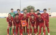 """""""Phục thù"""" cho đàn em U18, tuyển nữ Việt Nam đại thắng Campuchia"""