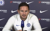 NÓNG! Lampard xác nhận 2 trường hợp 'mông lung tương lai' ở Chelsea