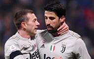 Đây là điều giúp nhà vô địch World Cup tiếp tục gắn bó với Juventus