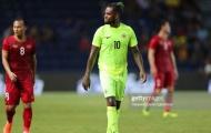 Bạn còn nhớ Leandro Bacuna, sao Premier League từng đánh bại Việt Nam ở King's Cup 2019?