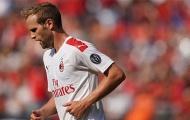 CHÍNH THỨC: AC Milan chia tay cầu thủ 'không đá trận nào'