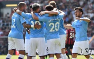 ĐHTB vòng 3 Premier League: Cặp song tấu của thành Manchester