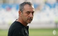 Thua Udinese, Marco Giampaolo liệu có nên từ bỏ 'bài tủ'?