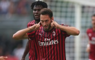 Sao Thổ Nhĩ Kỳ lập công, AC Milan nhẹ nhàng đánh bại Brescia