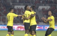 Tiền đạo nhập tịch ghi bàn phút 90+7, Malaysia thắng nghẹt thở Indonesia