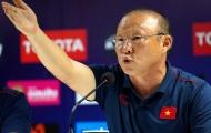 HLV Park Hang-seo đáp lại lời tuyên chiến của 'sếp cũ' Guus Hiddink