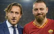 Bạn thân tiết lộ Totti sắp tái hợp đồng đội cũ ở Boca Juniors