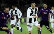 Vòng 3 Serie A: Juventus và mối hiểm họa mang tên Fiorentina