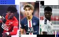 8 tài năng trẻ hứa hẹn bùng nổ tại Ligue 1 2019/2020