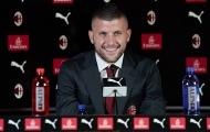 """Vừa đến AC Milan, sao Croatia đã """"nịnh"""" HLV Giampaolo"""