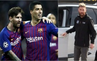 CĐV Barca: 'Thời hạn đã đến, cậu ấy nên rời khỏi đội bóng'