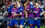'Kẻ bất thường' đang dần thay thế Lionel Messi tại Camp Nou!