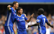 'Ở Chelsea khi chúng tôi thua, tôi không cảm thấy đó là một thảm họa'