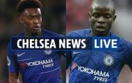 NÓNG! Chelsea tan hoang, mất 5 cái tên trận mở màn Champions League