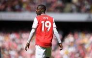Huyền thoại Arsenal có lý do để khen Saka hay hơn Pepe