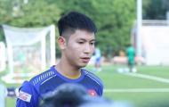 Sao trẻ U22 Việt Nam quyết tâm ghi điểm với thầy Park