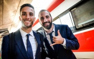 Tâm trạng trái ngược của dàn sao Juventus trong ngày 'không Ronaldo'