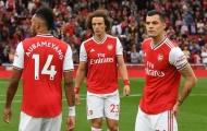 Phong độ phập phù, Arsenal sẽ dùng 11 cái tên nào trước Man Utd?