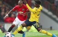 Emery lên tiếng về quyết định lịch sử trước Man United