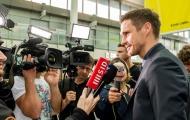 Gặp đối thủ yếu nhất bảng, cựu sao Dortmund vẫn tỏ ra thận trọng