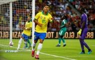 Firmino ghi bàn đẹp mắt vào lưới Senegal