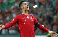 Dấu ấn VL EURO 2020: Cột mốc của Ronaldo và Ramos
