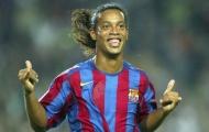 Ronaldinho: 'Cậu ấy sẽ sớm trở thành cầu thủ vĩ đại nhất thế giới'
