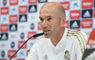 Zidane xác nhận, Real mất 4 trụ cột, trung tuyến tan nát đấu Mallorca