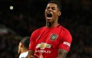 Rashford chỉ ra lí do vì sao Man Utd bị Liverpool cầm hòa