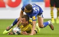 Hòa thất vọng, Dortmund tiếp tục nhận cú sốc nặng từ hàng công
