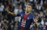 Mbappe chỉ cần 2 phút để chọc thủng lưới Marseille